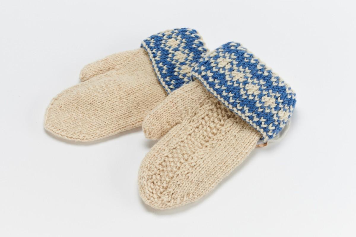 Rokavice - modre
