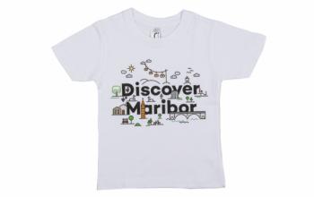 Discover Maribor T-Shirt Kids