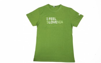 I feel Slovenia T-shirt for Men