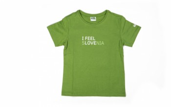 I feel Slovenia T-shirt for Kids